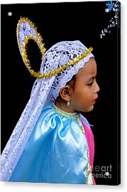 Cuenca Kids 363 Acrylic Print