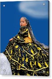Cuenca Kids 394 Acrylic Print