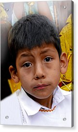 Cuenca Kids 411 Acrylic Print