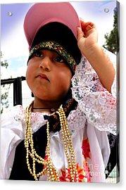 Cuenca Kids 530 Acrylic Print