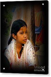 Cuenca Kids 551 Acrylic Print
