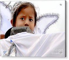 Cuenca Kids 557 Acrylic Print