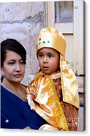 Cuenca Kids 564 Acrylic Print