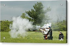 Acrylic Print featuring the photograph Culloden Jacobites by Carol Lynn Coronios
