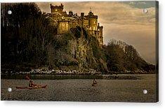 Culzean Castle Scotland Acrylic Print