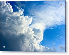 Cumulus Cloud Acrylic Print