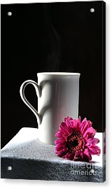 Cup Of Love Acrylic Print