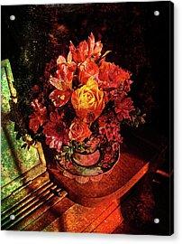 Cup Of Sunshine Acrylic Print