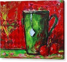 Cup Of Tea No. 1 Acrylic Print