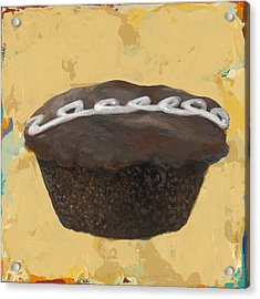Cupcake #2 Acrylic Print by David Palmer
