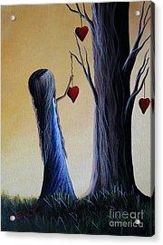 Cupid's Tree By Shawna Erback Acrylic Print by Shawna Erback