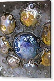 Curlicue IIi Acrylic Print