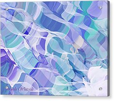 Currents Acrylic Print