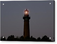 Acrylic Print featuring the photograph Currituck Lighthouse by Greg Reed