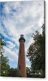 Currituck Lighthouse - Outer Banks Acrylic Print