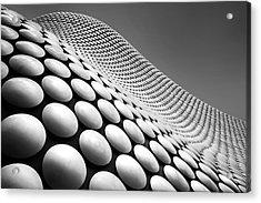 Curve Acrylic Print by Linda Wride