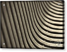 Acrylic Print featuring the photograph Curves I. by Clare Bambers