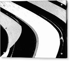 Curves Acrylic Print