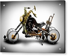 Custom Band II Acrylic Print