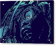 Cyber Punk Acrylic Print