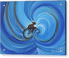 Cycle By Jrr Acrylic Print