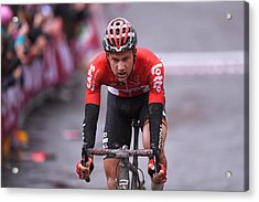 Cycling: Eroica - 11th Strade Bianche 2017 / Men Acrylic Print by Tim de Waele