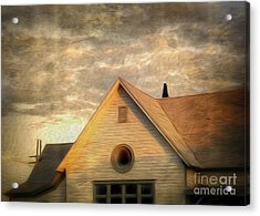 Cyclops House Acrylic Print by Gregory Dyer