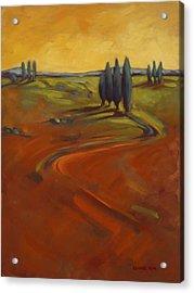 Cypress Hills 3 Acrylic Print
