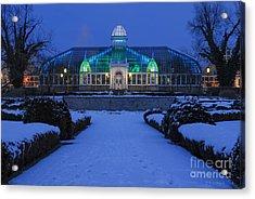 D5l-280 Franklin Park Conservatory Acrylic Print