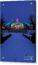 D5l287 Franklin Park Conservatory Photo Acrylic Print