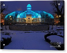 D5l-291 Franklin Park Conservatory Photo Acrylic Print