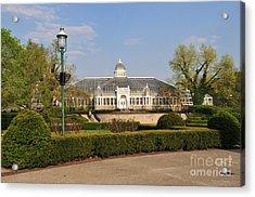 D5l311 Franklin Park Conservatory Acrylic Print