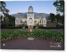 D5l-79 Franklin Park Conservatory Acrylic Print