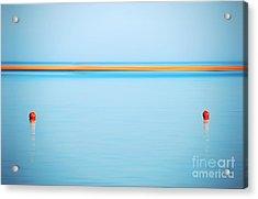 Dahab - Red Sea Acrylic Print by Hannes Cmarits