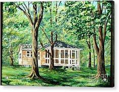 Dahlgren Home Acrylic Print