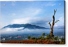 Dai Binh Mountain Acrylic Print