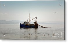 Daily Catch Acrylic Print