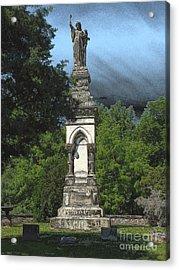 Daisy's Monument  Acrylic Print