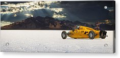 Dakota 158 Acrylic Print by Keith Berr