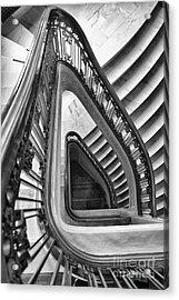 Dali Stairs Acrylic Print