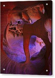 Dali's Dream Acrylic Print