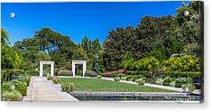 Dallas Arboretum Acrylic Print
