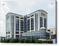 Dallas Children's Medical Center Hospital Acrylic Print
