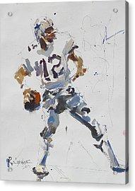 Dallas Cowboys - Roger Staubach Acrylic Print
