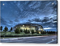 Dallas Cowboys Stadium Acrylic Print