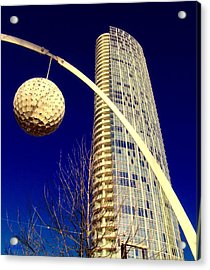 Dallas Museum Tower Acrylic Print