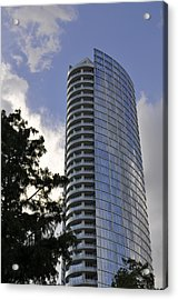 Dallas High Rise Acrylic Print