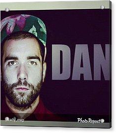 Dan From @demsmusic Picks His Top 5 Acrylic Print