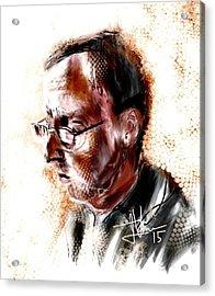 Dan Acrylic Print
