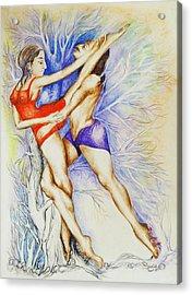 Dance-10 Acrylic Print